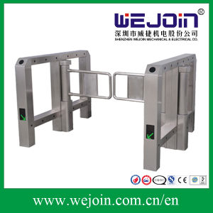 Double - Direction Access Control Swing Barrier Gate for Security pictures & photos