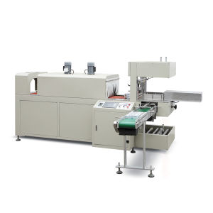Boxes Heat Shrink Packing Machine