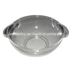 CNC Machining Plastic Clear PC Bowl Prototyping pictures & photos
