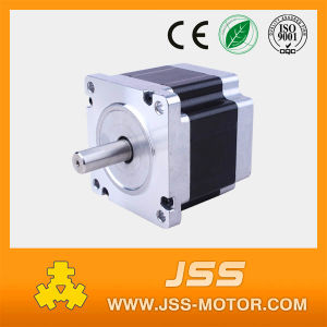 86mm NEMA34 Stepper Motor with 645oz-in for CNC Router Machine pictures & photos