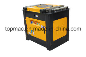 China Manufacturer Supply Automatic Construction Steel Bar Bending Machine pictures & photos