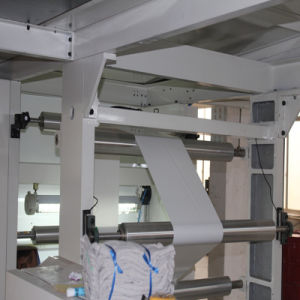 Plastic Film 6 Color Rotogravure Printing Machine