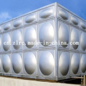 Stainless Steel Panel Assembled Water Storage Tank pictures & photos