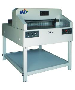 Professional Manufacturer Electrical Program-Control 650mm 24 Inch Paper Cutting Machine pictures & photos