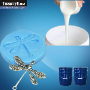 Mold Making Silikon Rubber for Resin Butterfly