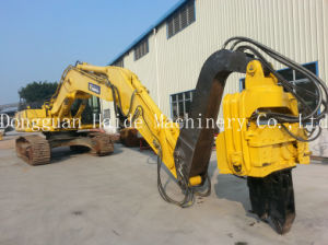 Komatsu PC350 Hydraulic Vibration Hammer/Breaker Hammer (HD-YZC380) pictures & photos
