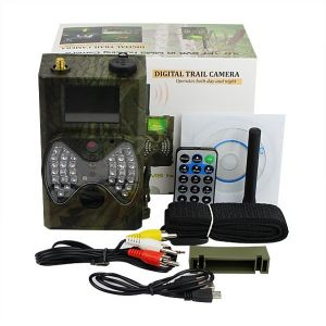 MMS GPRS 12MP Digital Scouting Camera (HC300M)