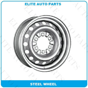 16X6 Steel Wheel for Car (ELT-610)