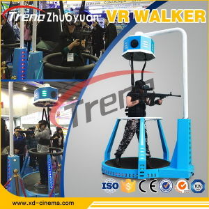 2015 Attention Movies Zhuoyuan Vr Treadmill Simulator pictures & photos