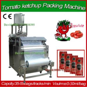 Automatic Sauce Pouch Packing Machine, Pouch Packing Machine pictures & photos