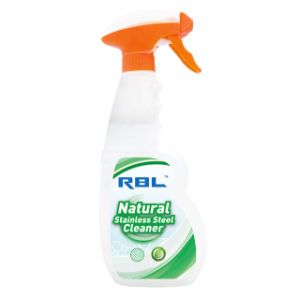 Rbl Natural Stainless Steel Cleaner 500ml Detergent Bio-Degreaser