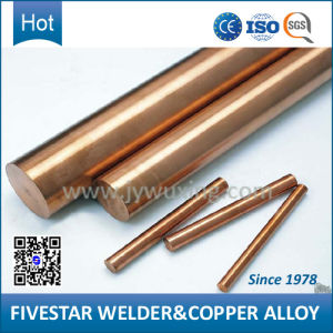 Copper Bar with High Conductive for Auto Industry pictures & photos