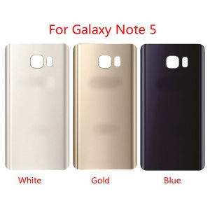 Wholesale Back Battery Cover Housing for Note 5 Samsung