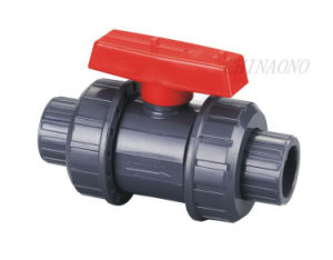 PVC/CPVC Thread Screw Ball Valve pictures & photos