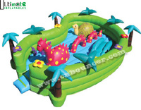 Kids Graden Inflatable Toddler Game (A001)