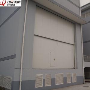 Industrial Automatic Sectional Vertical Sliding Door