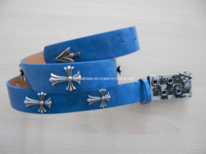 Skinny Fashion Leather Belt pictures & photos