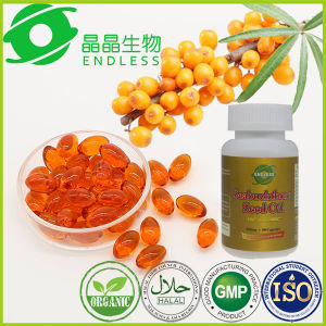 Stomach Care Supplement Pure Sea Buckthorn Berries Oil Capsule pictures & photos
