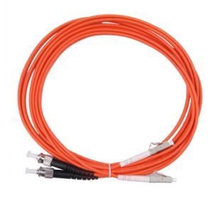 ST-LC Fiber Optic Patch Cord