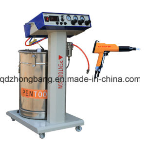 Hot Sell Electrostatic Spray Painting of Powder Coating Spray Gun pictures & photos