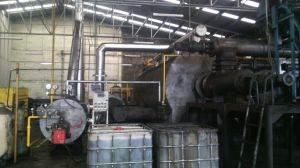 2016 New Design Batch Type Tyre Pyrolysis Plant pictures & photos