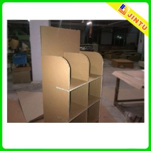 China Honeycomb Baord Shelf Display