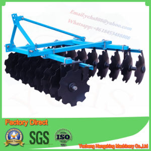 Agriculture Equipment Disc Harrow Sjh Tractor Mounted Power Tiller pictures & photos