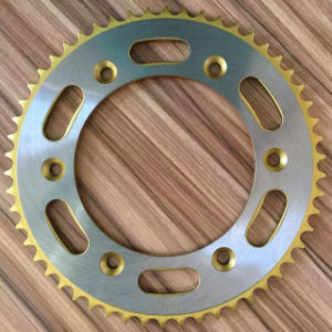 Motorcycle Sprocket-New Color-Beatiful pictures & photos