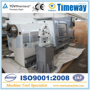 CNC Pipe Threading Lathe (Qk-120A) pictures & photos