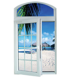 2013 Beautiful PVC Casement Window (WJ-PSW-004)