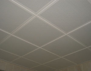 Aulminum Perforated Metal Ceiling Tiles