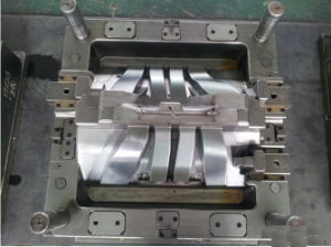 Injection Mold for PA66 Intake Manifold pictures & photos