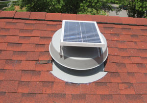 30W New Light Solar Roof Exhaust Vent Fan pictures & photos
