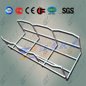 Wave Type Stainless Steel Grid Cable Tray