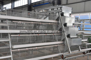 Battery Poultry Equipemt Frame for Farm Use (9LDT-5-1L0-25) pictures & photos