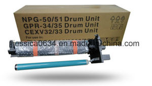 Compatible for canon DRUM UNIT NPG-50/51, GPR-34/35,CEXV32/33 drum unit for Canon IR2520/2525/2530/2545 pictures & photos