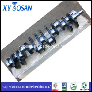 Forged & Hard Nitrided Crankshaft for Mitsubishi 6D140 Me032364 pictures & photos