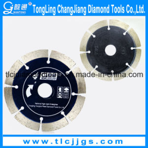Segmented Dry Cutting Diamond Saw Blade