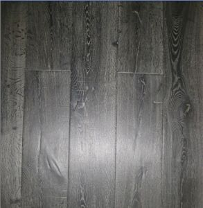 Indoor Oak Wooden Parquet / Engineered Hardwood Flooring