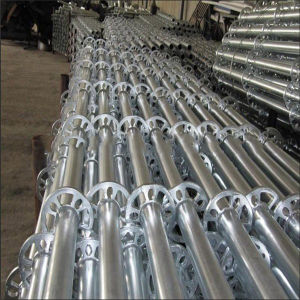 Steel Ringlock Scaffold for Construction pictures & photos