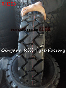 Forklift Tyre Tire with Good Traction (18X7-8 28X9-15) pictures & photos