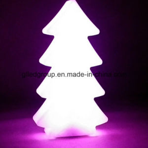 Plastic LED Furniture LED Christmas Tree
