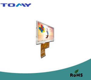 "4.3"" 480X272 TFT LCD Panel with Touch Screen Panel"