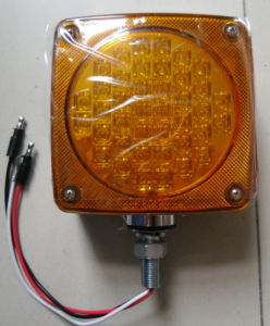 Double Face Marker/Turn Signal/Reflector Lamp for Truck pictures & photos