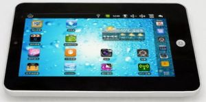 "7"" Via8650 Tablet PC with 256RAM 4GB Flash"