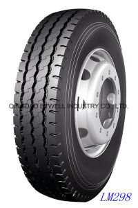 off Road Heavy Duty Truck Tryes for Mining Use Steer Pattern (13r22.5, 295/80R22.5, 1200R20)
