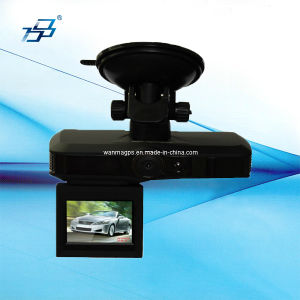 3in1 GPS Radar HD DVR for Car (Boss 700)