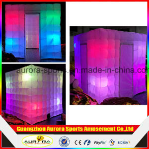 Inflatable Photo Booth Inflatable Cabin Cube Pop up Booth
