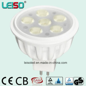 Standard Size 400lm Dimmable MR16 LED Spot Light (LS-S505-MR16-ED-EWWD/EWD) pictures & photos