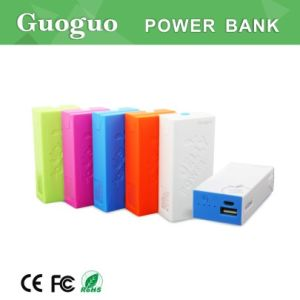 Colorful Jelly Power Bank 5200mAh, 5200mAh Mobile Portable Power Bank for Gionee Mobile Phone